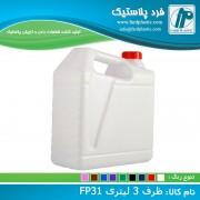 ظرف 3 لیتری FP31
